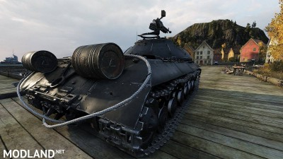 Black Series: IS-3 Armata v 1.0 [9.22.0.1], 2 photo